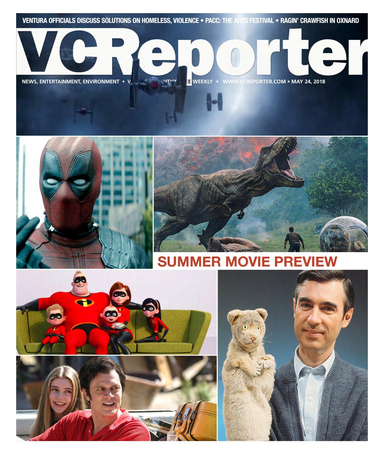 the best attitude c08b7 a9df1 Ventura County Reporter   May 24, 2018 by Ventana Monthly Magazine - issuu