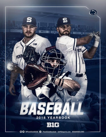 9d195a19c 2018 Penn State Baseball Yearbook by Penn State Athletics - issuu