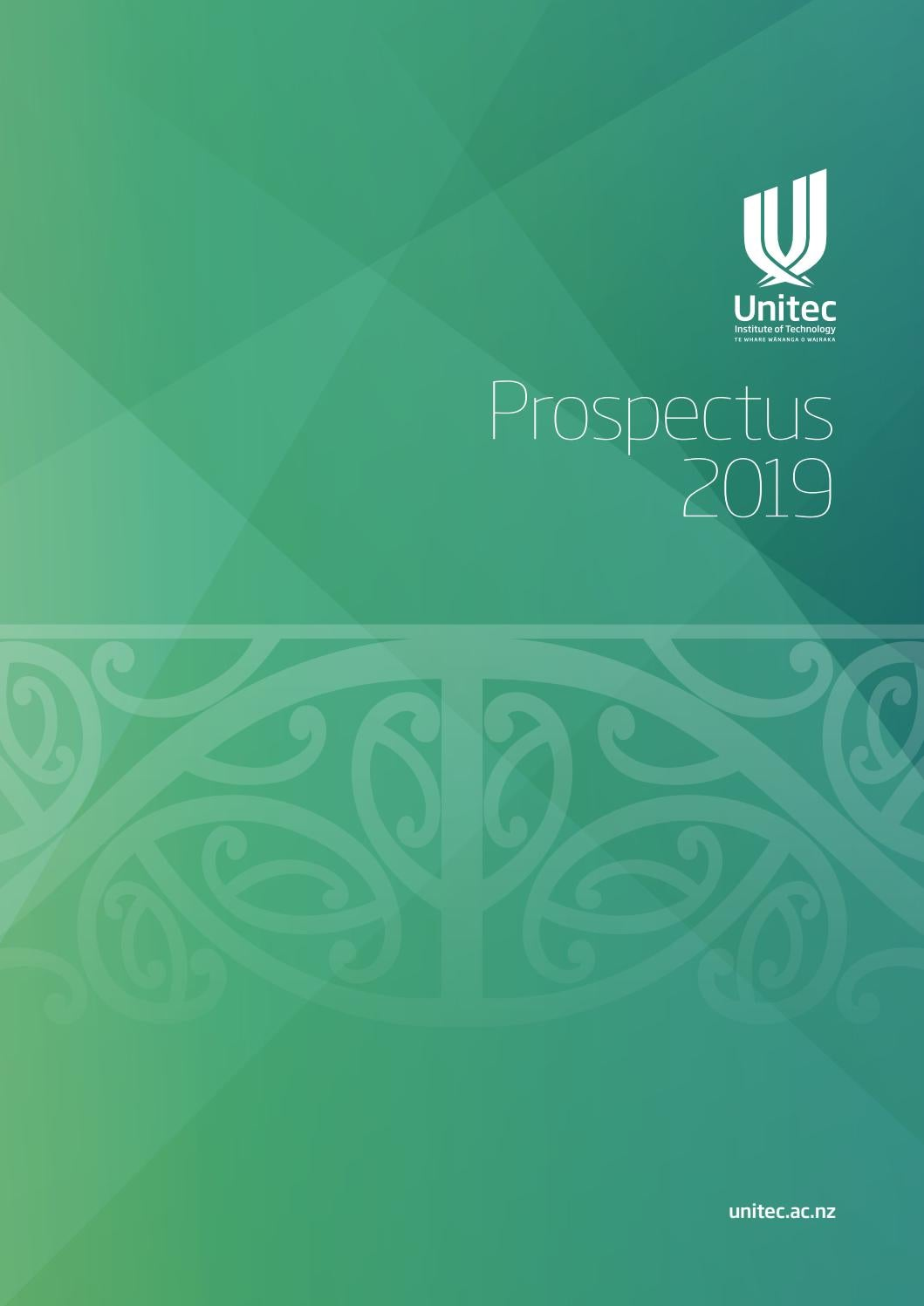 Unitec Prospectus 2019 By Institute Of Technology Issuu Powerpoint Replacement For Workbench Youtube
