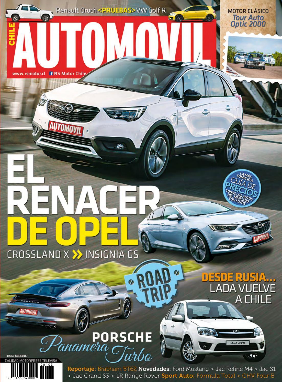 604f403ae5b3 Revista Automóvil Panamericano Edición Chilena Nº103 (Mayo 2018) by RS Chile  - issuu