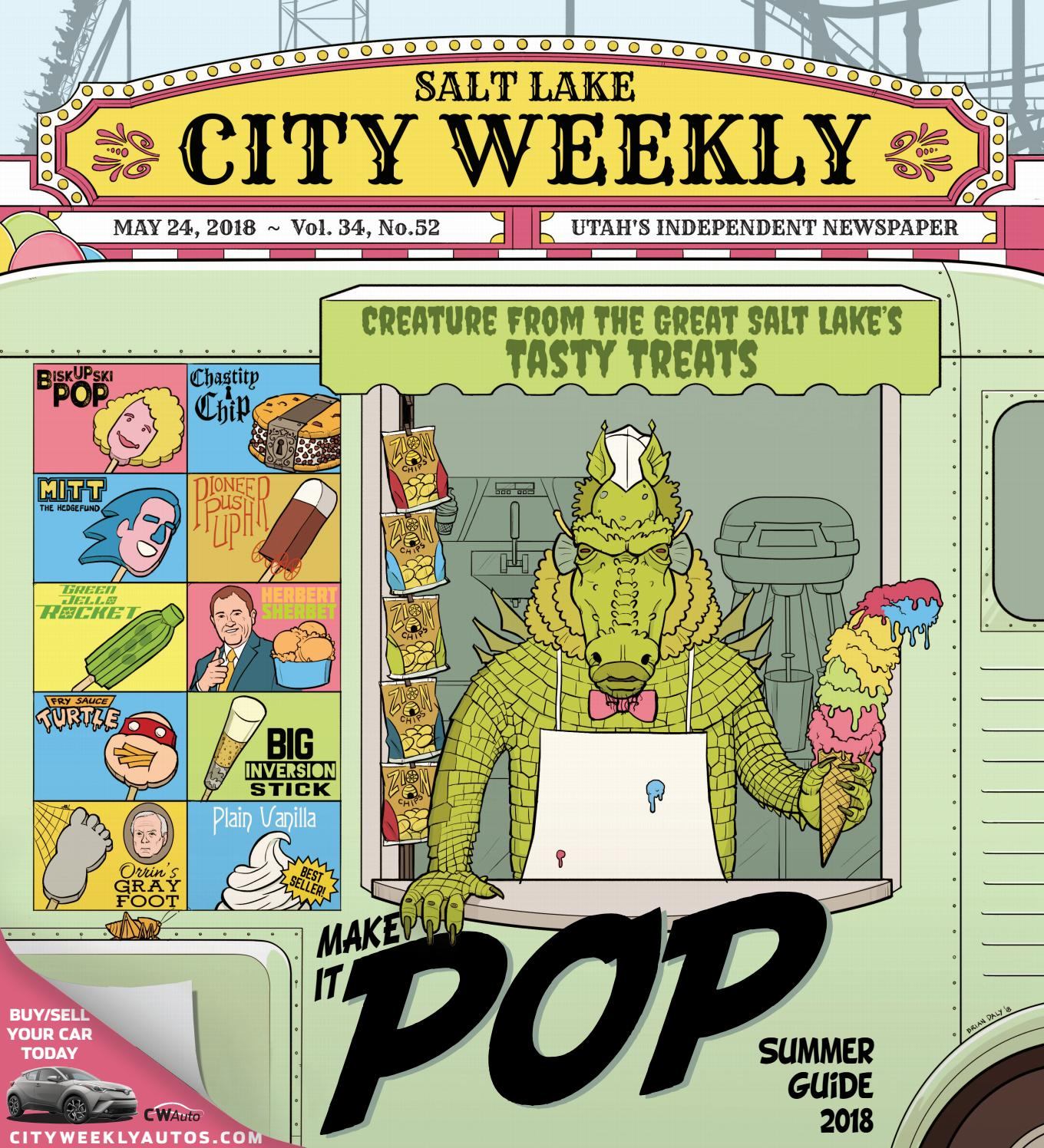 City Weekly May 24, 2018 by Copperfield Publishing - issuu
