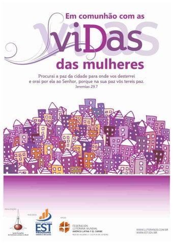 5c070cac3be Em comunhão com as viDas das mulheres - 2014-2017 by Portal ...