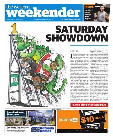 Sydney 25 By Issuu Publishing Group May Western Weekender 7TqnPxFqwH