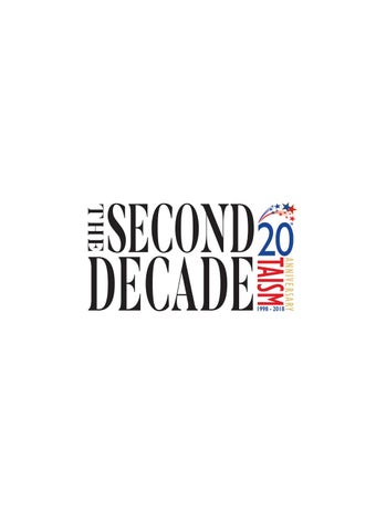 6f33ad5ca64a TAISM  The Second Decade 2008-2018 by TAISMOman - issuu