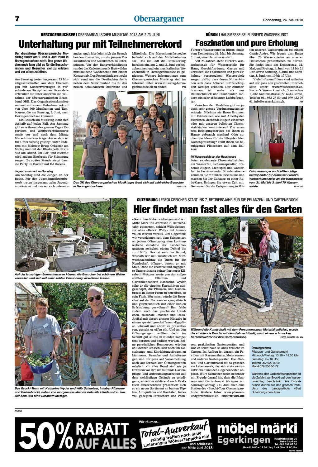 Oberaargauer 21/18 by ZT Medien AG - issuu