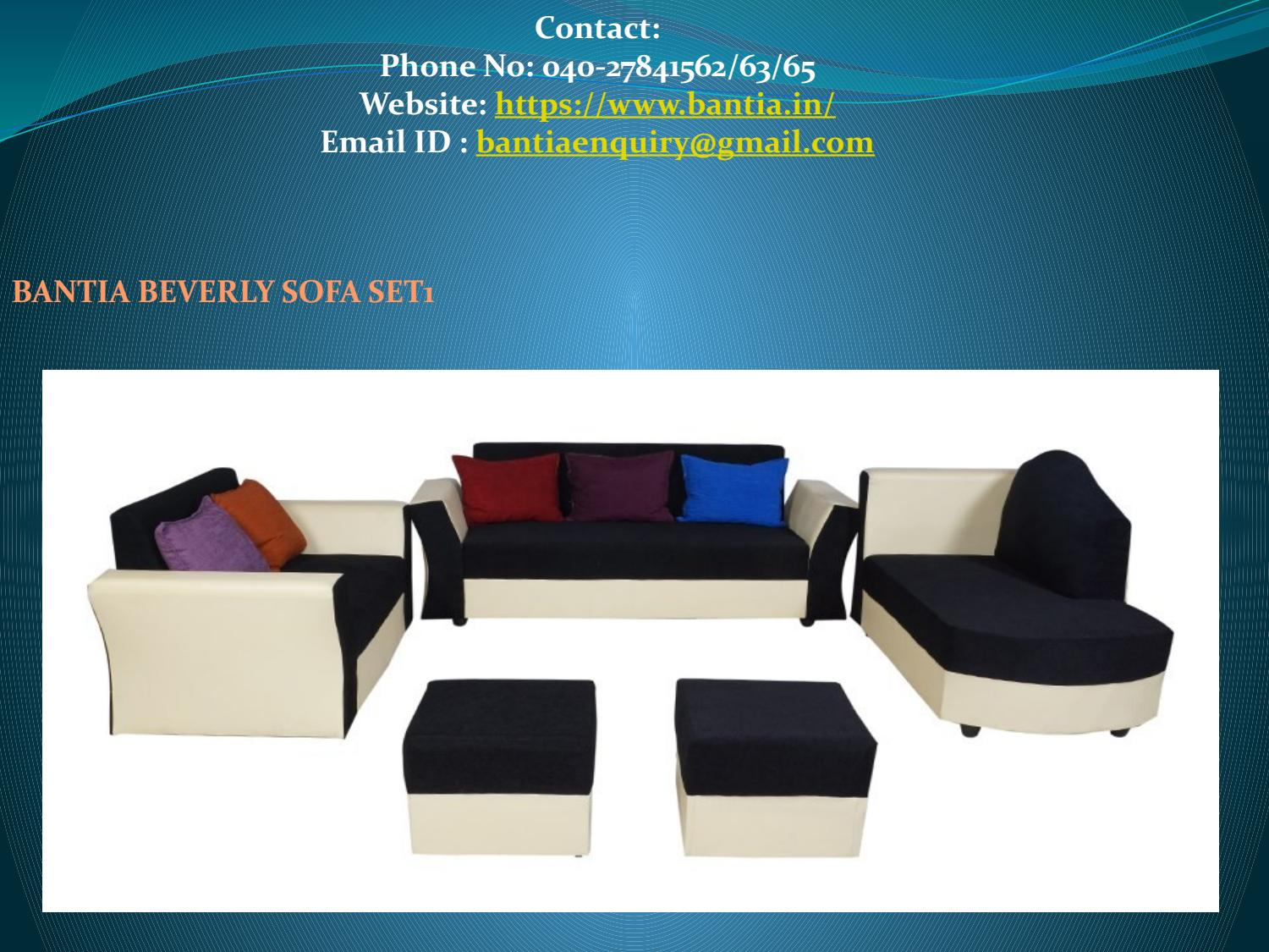 Excellent Sofa Designs Buy Sofa Designs Bantia Furnitures Online In Pdpeps Interior Chair Design Pdpepsorg
