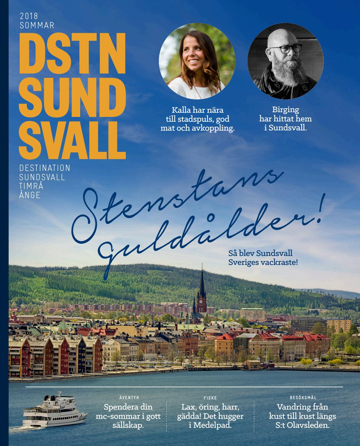 DSTN Sundsvall Sommar 2018 by Devocy Communication - issuu 01d41d337d70e