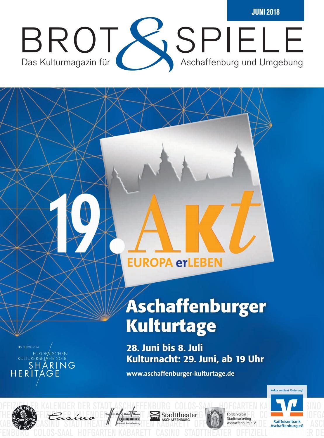 Brot & Spiele 06|2018 by MorgenWelt Verlag issuu