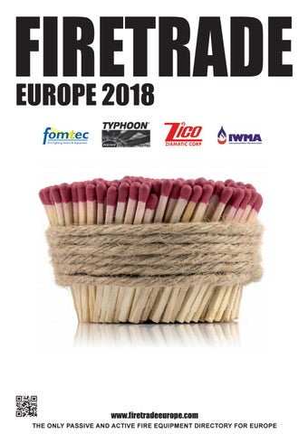 46e915a56f37 Firetrade Europe 2018 by Hemming Group - issuu