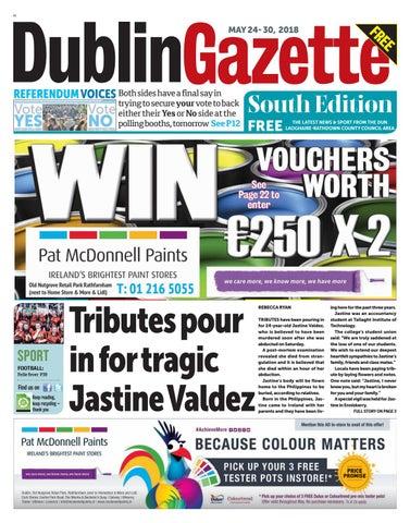 cec290c082b Dublin Gazette: South Edition by Dublin Gazette - issuu