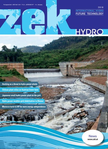 zek hydro 2018 by zek magazin issuuHydroelectric Also See Hydro And Pumped Storage Flash Animations #5