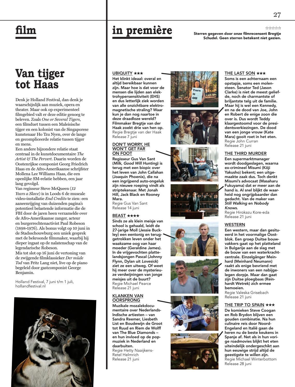 Uitkrant Juni 2018 By Amsterdam Marketing Issuu