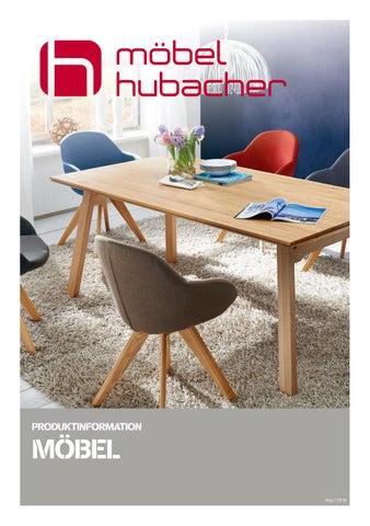 Produkteinformation Möbel By Möbel Hubacher Issuu