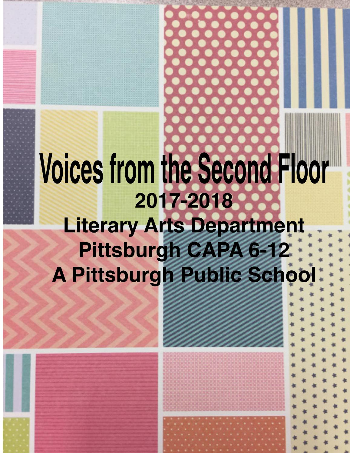Voices from the 2nd Floor by Mara Cregan - issuu