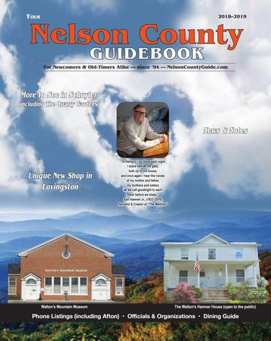 nelson issuu 2018 by andrew osborne issuu2779522 Virginia Tech Apparel #3