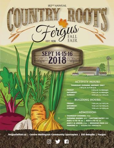 2a011924abc2 Fergus Fall Fair 2018 by WHA Publications Ltd. - issuu