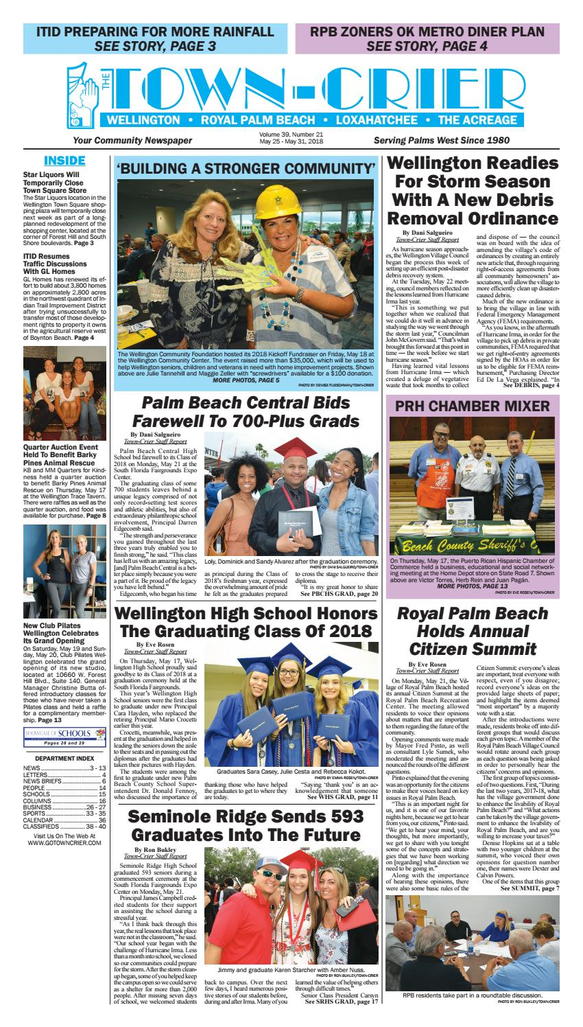 f91c6c697 Town-Crier Newspaper May 25