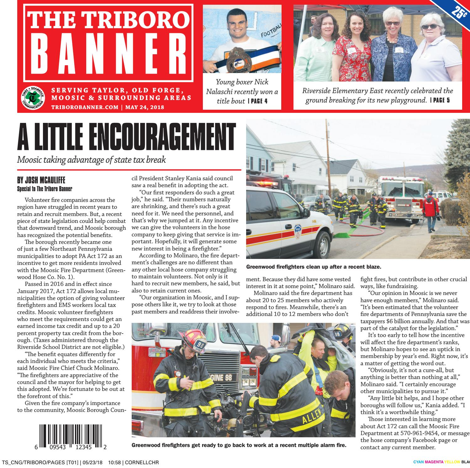 The Triboro Banner 05 24 18 by CNG Newspaper Group issuu