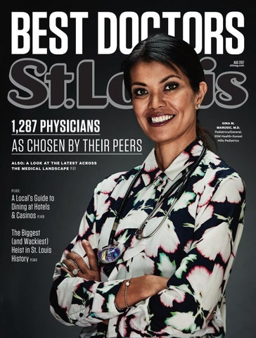 August 2017 Issue By St Louis Magazine Issuu