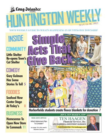 Huntington weekly may 24 30 2018 by long islander newspapers issuu page 1 negle Image collections