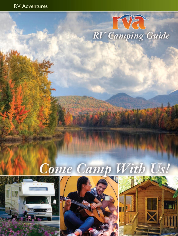 RV Adventures Online Directory Guide by Adventure Outdoor