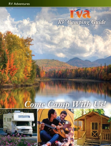 Rv Adventures Online Directory Guide By Adventure Outdoor Resorts