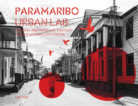 Paramaribo Urban Lab A Housing And Mixed Use Strategy For The - Satiya-house-refurbished-to-accommodate-a-larger-family