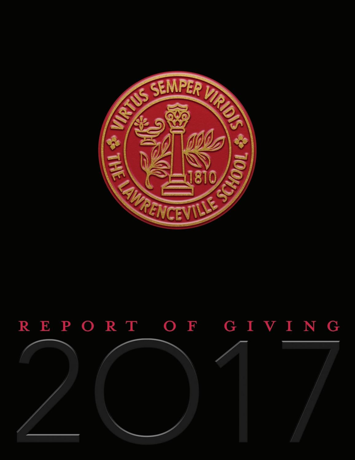 Digest of social experiments second edi by greenberg 1998 04 01 array 2017 report of giving by the lawrenceville school issuu rh issuu fandeluxe Images