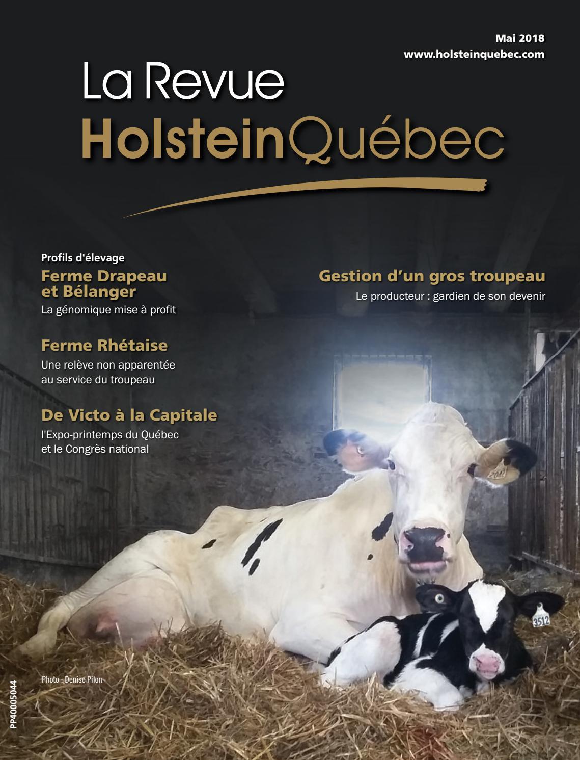 Revue holstein mai 2018 by Holstein Québec - issuu 8923fb37409