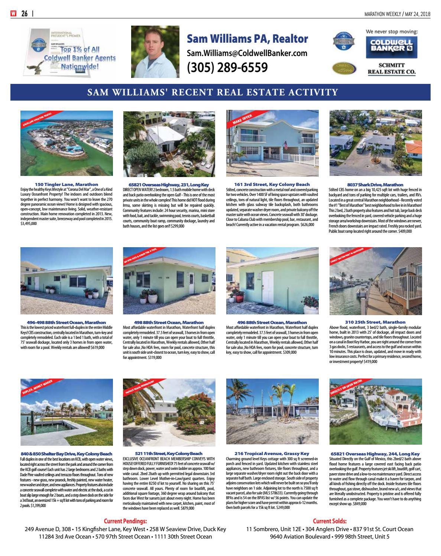Keys Weekly – Marathon by Keys Weekly Newspapers - issuu