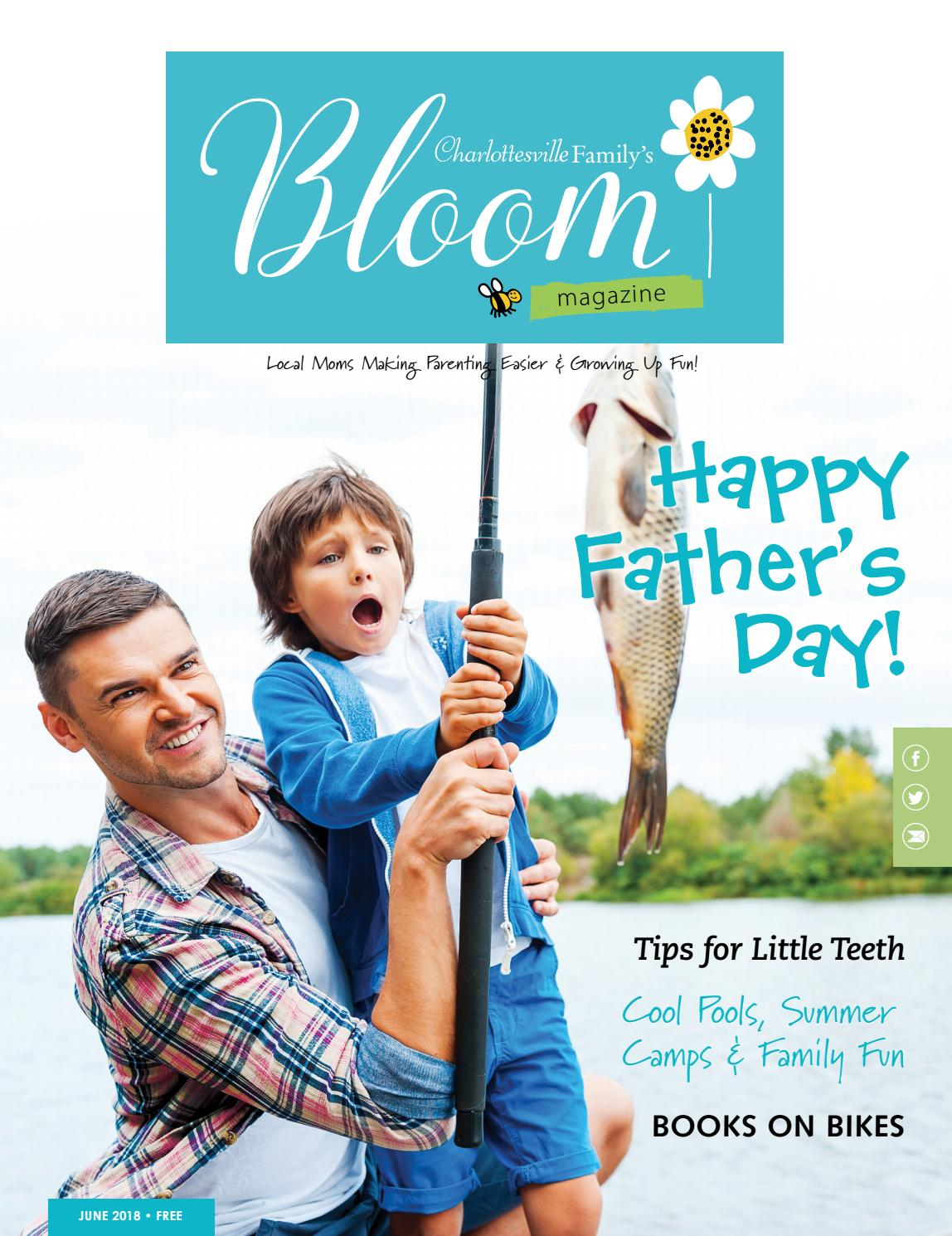 CharlottesvilleFamily BLOOM June 2018 by Ivy Publications - issuu