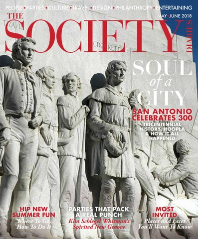 The Society Diaries
