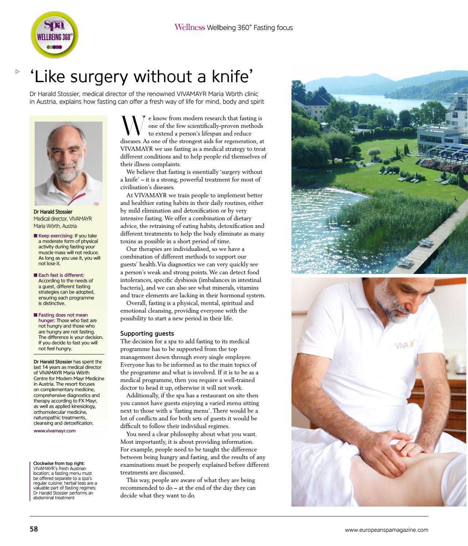 European spa mag issue 63 by European Spa magazine - issuu