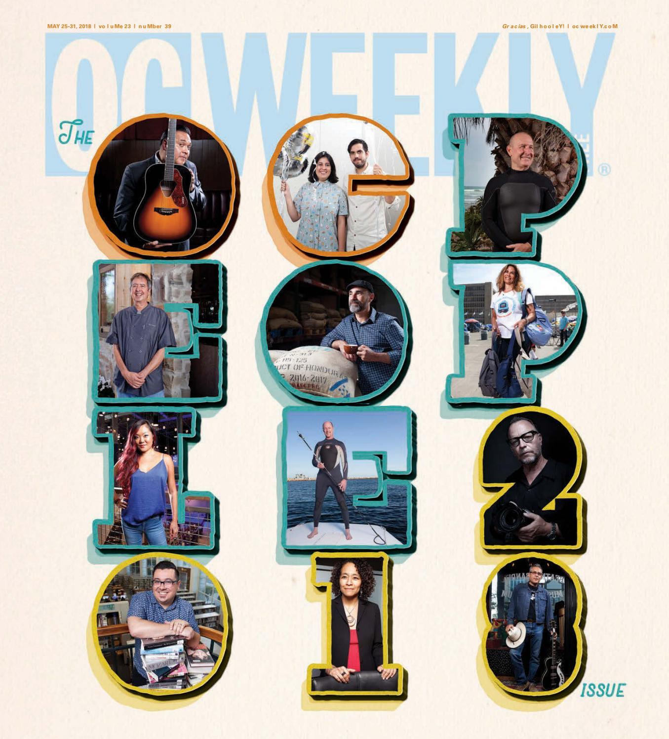 Peliculas porno de haidel tekili Oc Weekly Oc People Issue By Duncan Mcintosh Company Issuu
