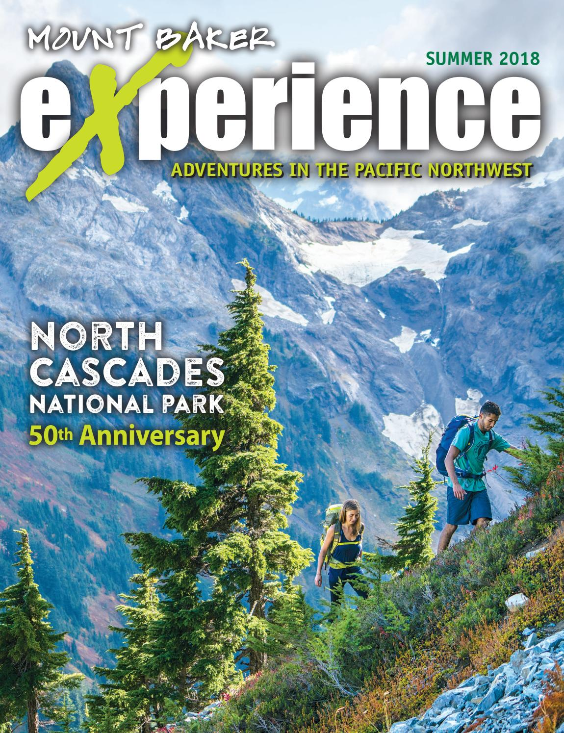 Mount Baker Experience, Summer 2018 by Point Roberts Press