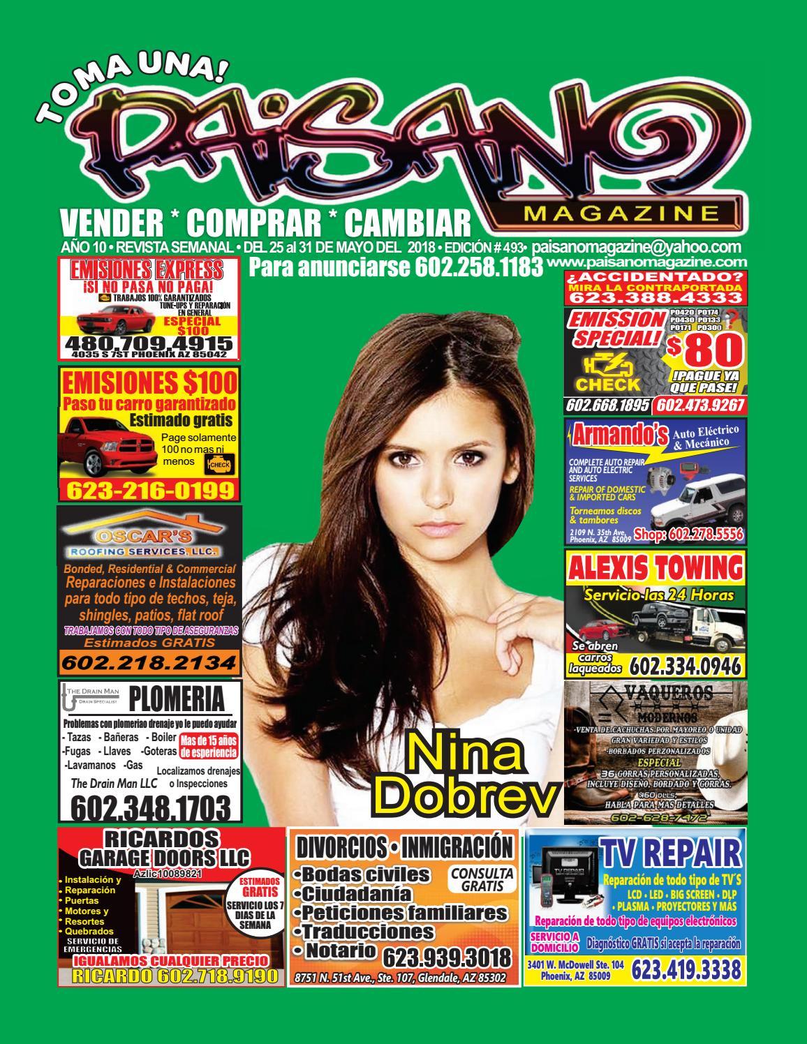 493 by Paisano Magazine - issuu