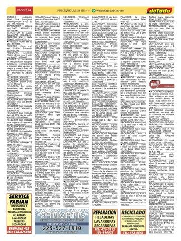 Semanario Detodo Digital - Edición N° 3145 - 27 05 2018 by Semanario ... 6b6478d2cc47