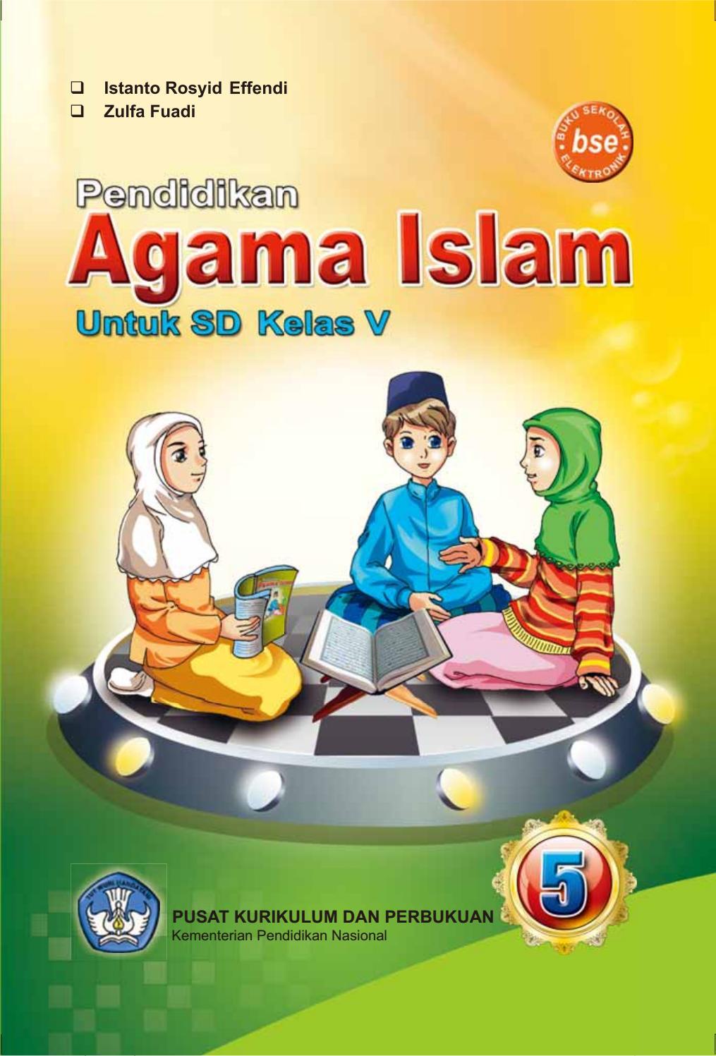 Pendidikan agama islam kelas 5 istanto rosyid effendi dan