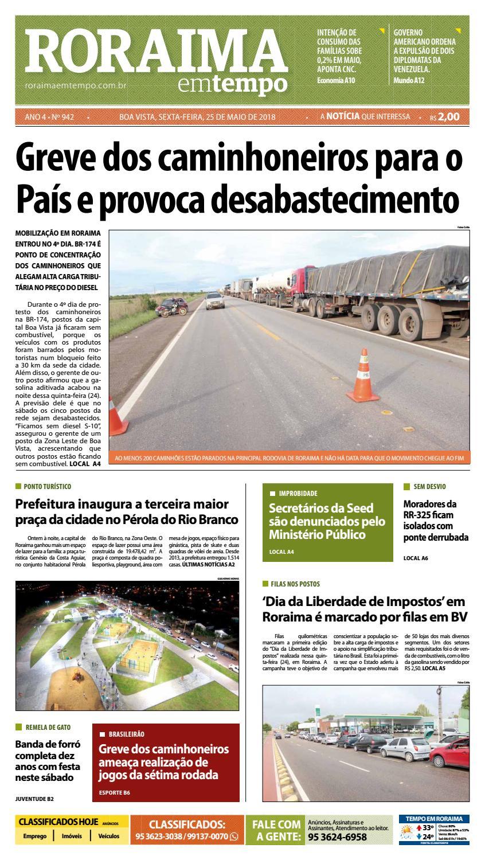 Jornal roraima em tempo – edição 942 by RoraimaEmTempo - issuu d0a4e3666f7a