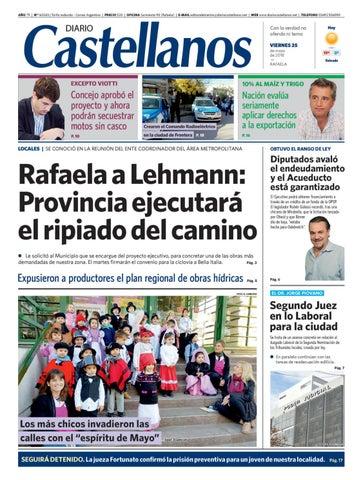Diario Castellanos 25 05 by Diario Castellanos issuu
