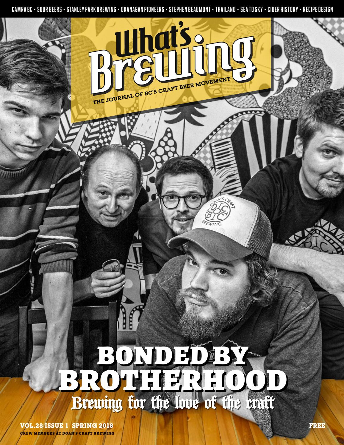 What s Brewing Spring 2018 by What s Brewing BC - issuu 8bce3c48e1