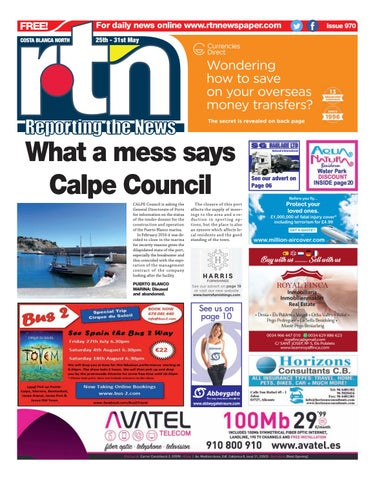 b6387bcf1f493 RTN Newspaper - Costa Blanca North 25 - 31 May 2018 Issue 970 by ...