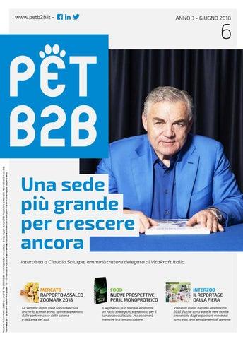 Pet B2B Giugno 2018 by by Editoriale Farlastrada - issuu 1fbc070edc564