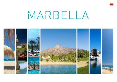 Marbella Touristen Information By Delegacion De Turismo De Marbella