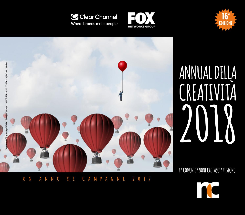 Annual Della Creatività 2018 By Adc Group Issuu