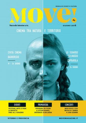 Move Magazine Viterbo 84 By Move Magazine Issuu