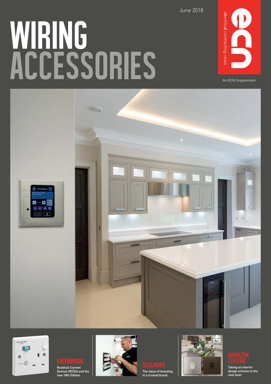 Ecn Wiring Accessories Supplement 2018 By All Things Media Issuu