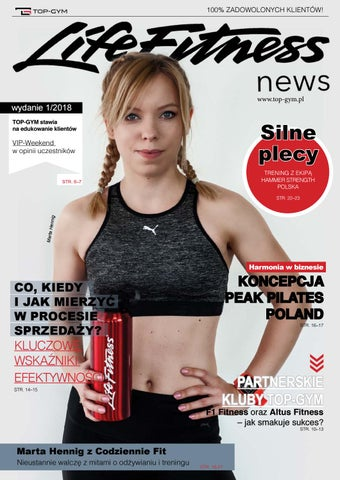 503775d79a81eb Life Fitness News 1/2018 by Lukas - issuu