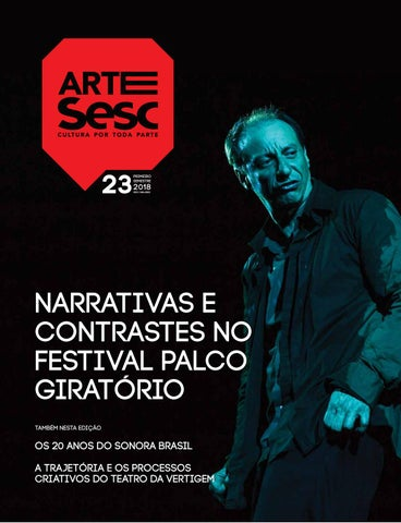 bec141efb3 Revista Arte Sesc - maio 2018 by Sesc RS - issuu