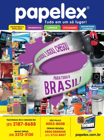 cfb45345432 REVISTA PAPELEX 2018 by Papelex - issuu